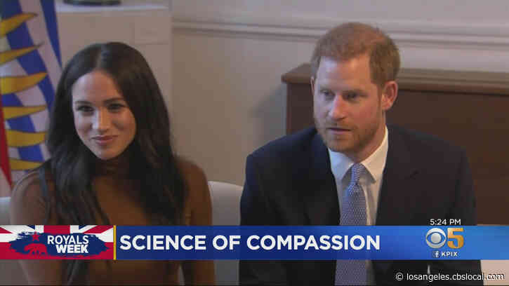Prince Harry, Meghan Markle Made Secret Visit To Stanford Researcher Who Studies Science Of Compassion