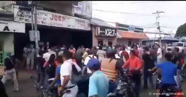 Atacaron una emisora en Machiques de Perijá durante una entrevista a diputados opositores - El Nacional