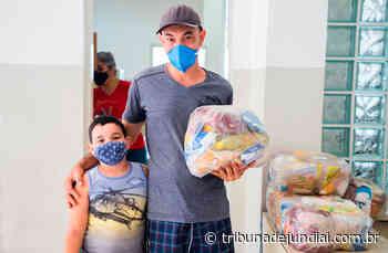 A seguir Famílias de Itupeva recebem Kit de Alimentação Escolar Emergencial - Tribuna de Jundiaí