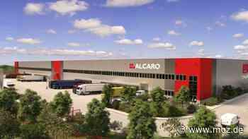 Wirtschaft: Alcaro will Logistikpark Log Plaza bei Frankfurt (Oder) im Tesla-Tempo bauen - moz.de