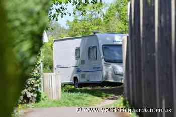 Travellers in Ham immediately threatened with eviction