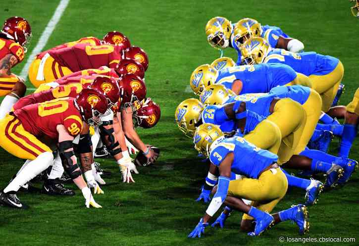 2021 Schedules Released For USC, UCLA Football