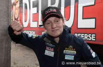 Delfine Persoon klopt vicewereldkampioene