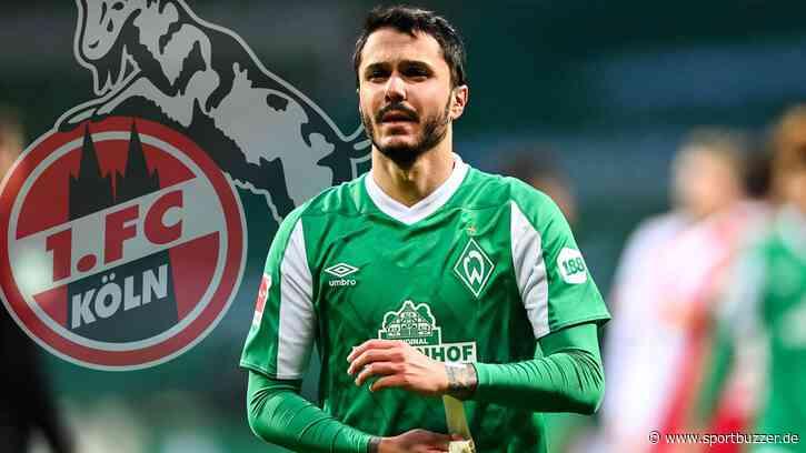 Werder-Profi Leonardo Bittencourt schließt Rückkehr zum 1. FC Köln nicht aus - Sportbuzzer