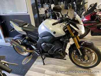 Yamaha FZ8 2011 à 3990€ sur CHAMBOURCY - Occasion - Motoplanete