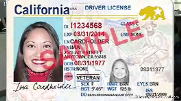 California DMV Warns Of Text Message Phishing Scam Asking For Real ID Information Update