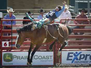 COVID-19: Cloverdale Rodeo postponed, but not cancelled