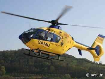 Eure. Accident entre Les Andelys et Écouis : le conducteur héliporté vers Rouen - L'Impartial