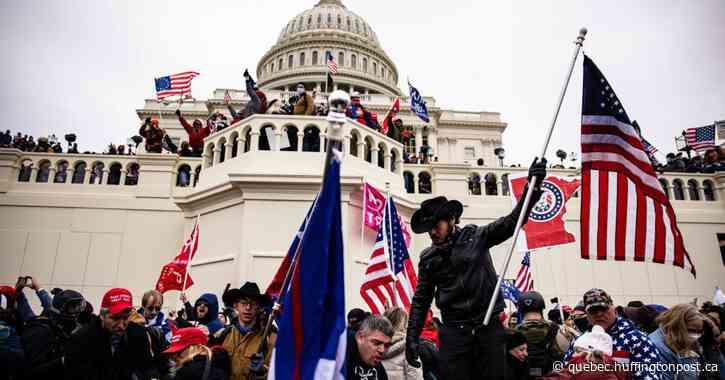 La police craint une attaque contre le Capitole ce jeudi