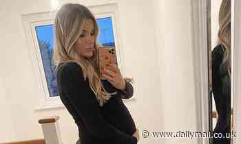 Georgia Kousoulou got 'sick' of fans asking her when she was going to have a baby before pregnancy