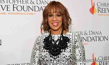 Gayle King's neon green dress has a celebrity connection - and it's a steal at less than $30