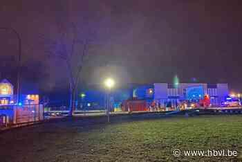 Zwaar ongeval op grens van Viversel en Rekhoven: motorrijder verongelukt