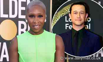 Cynthia Erivo and Joseph Gordon-Levitt have been cast in the live-action version of Pinocchio