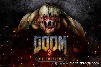 Doom 3 and five more games coming to PSVR as Sony doubles down on the tech