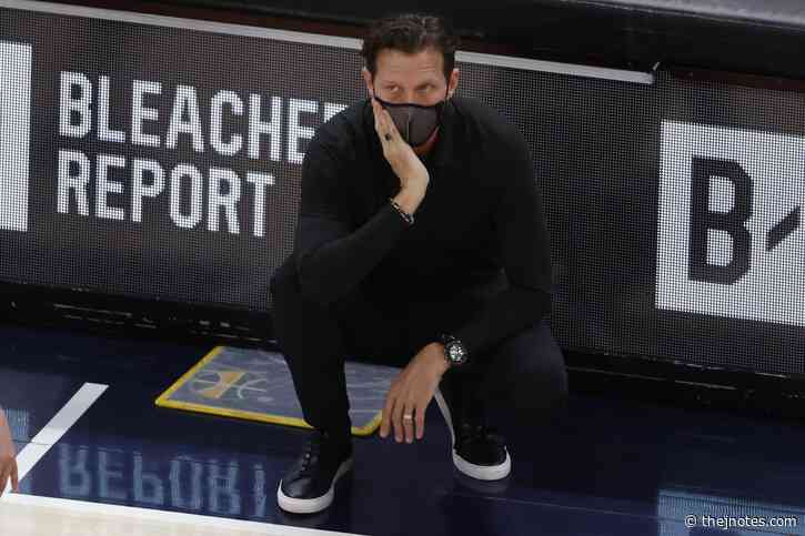 Utah Jazz head coach Quin Snyder makes franchise history