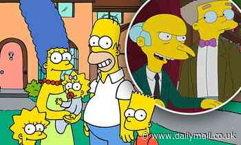 The Simpsons renewed for season 33 and 34.. as the longest running primetime scripted show