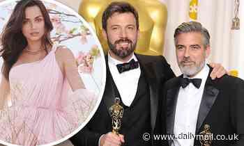 Ben Affleck 'happy' working with George Clooney' after Ana de Armas split