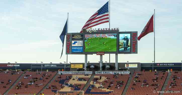 Gordon Monson: RSL's stadium name will end up with another corporate sponsor, but wouldn't Nick Rimando Stadium be cooler?