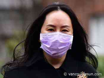 Trump used Meng Wanzhou as a bargaining chip in China trade negotiations, court hears