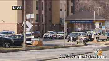 Heavy Police Presence At Hotel On Banksville Road