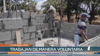 Construyen nuevo hogar para familia de escasos recursos en Pesé - Telemetro