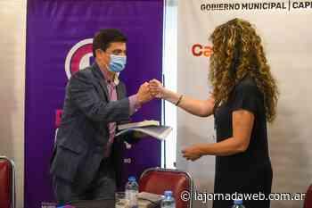 Capilla del Monte: el intendente Fabricio Díaz, aislado por casos de Covid-19 - La Jornada Web