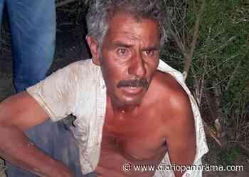 """Hallaron a """"Marronero"""", el hombre que se había perdido en el monte - Diario Panorama de Santiago del Estero"""