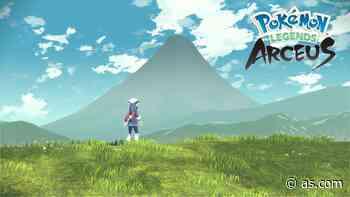 Leyendas Pokémon: Arceus | Monte Corona y el origen de Sinnoh - AS