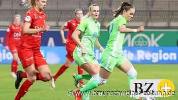 Comeback: VfL-Stürmerin Pajor macht ersten Schritt