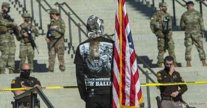 Utah lawmakers OK increased security after protests, death threats