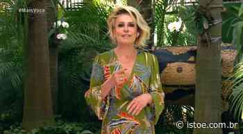 Ana Maria Braga rebate Bolsonaro: 'País de marica porque é um país de guerreiros' - ISTOÉ Independente - ISTOÉ