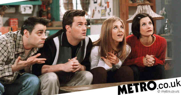 David Schwimmer reveals Friends reunion special will 'film outside' next month for Covid safety measures