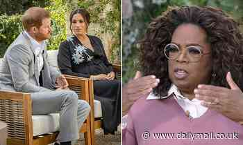 Prince Harry and Meghan Markle Oprah Winfrey interview: Network 10 gets Australian rights