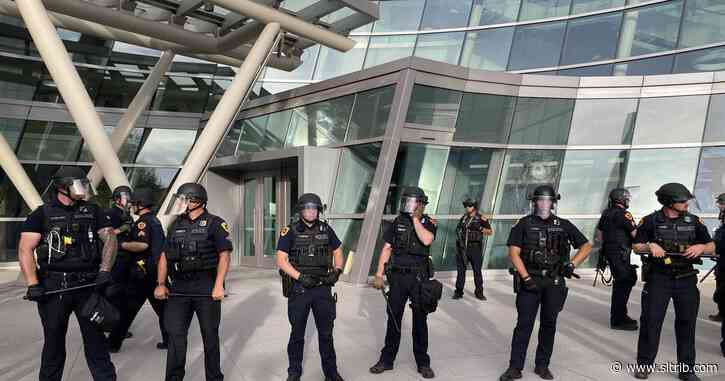 Commission on racial equity urges Salt Lake City's police improve its training programs
