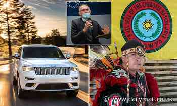 Jeep CEO 'open' to dropping the Cherokee name after criticism from the Cherokee Nation tribe