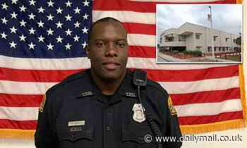 Black officer is fired by Tampa police for using the N-word on bodycam