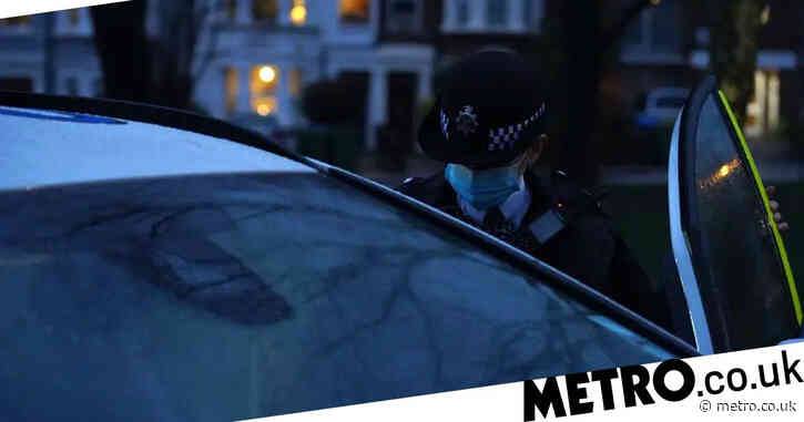 Police officer knocked unconscious trying to shut down illegal house party