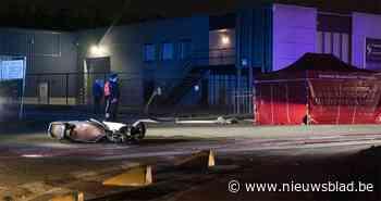 Bestuurder van scooter omgekomen na aanrijding in Zolder