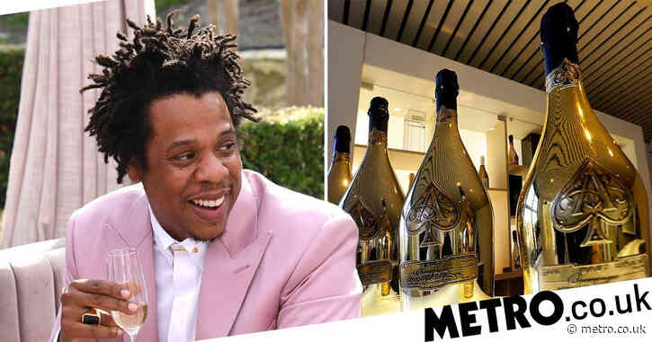 Jay-Z rakes it in as Armand de Brignac champagne deal valued at $630 million