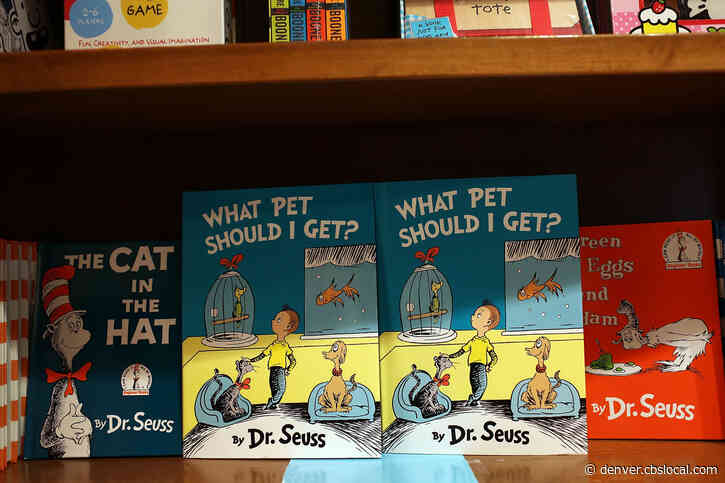 Denver Public Library Won't Pull Dr. Seuss Books Over Racist Imagery, Citing Intellectual Freedom