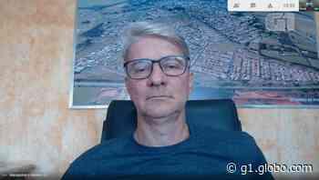 Prefeito de Rancharia testa positivo para o novo coronavírus e fica em isolamento domiciliar - G1