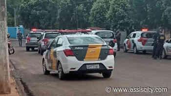Carro furtado em Rancharia é recuperado pela PM em Maracaí - Assiscity