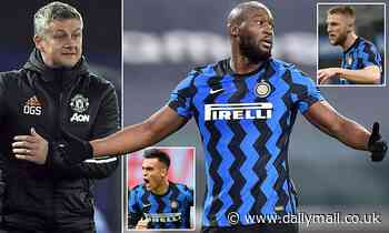 Man United monitoring situation with Inter Milan over £43m owed to them for Romelu Lukaku transfer