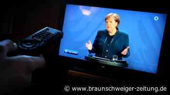 Corona-Gipfel: Corona-Gipfel: Merkels Pressekonferenz im Livestream