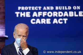 More than 200,000 Americans signed up for Obamacare within two weeks of Biden reopening healthcare marketplace