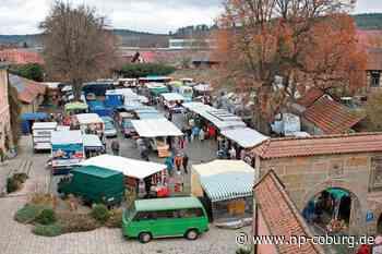 Lichtenfels: Weismain bekommt einen grünen Markt - Coburg - Neue Presse Coburg