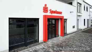 Eichenzell: Sparkassen-Filiale zieht um - Automaten ab Freitag in Betrieb - Fuldaer Zeitung
