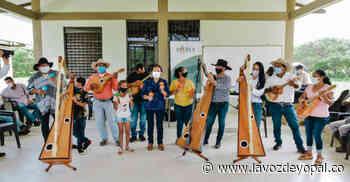 Instrumentos musicales para zona rural de Aguazul - Noticias de casanare | La voz de yopal - La Voz De Yopal