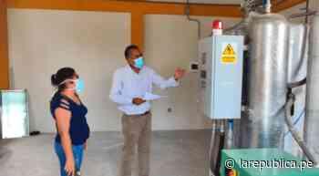 Lambayeque: denuncian que planta de oxígeno de Hospital Ferreñafe no funciona LRND - LaRepública.pe