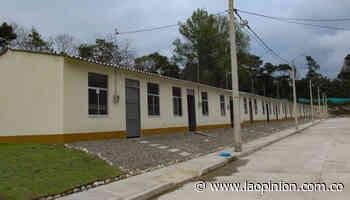 Damnificados de Cucutilla sin viviendas   La Opinión - La Opinión Cúcuta